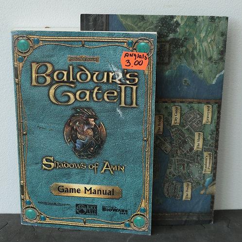 Baldur's Gate II (Anglais)
