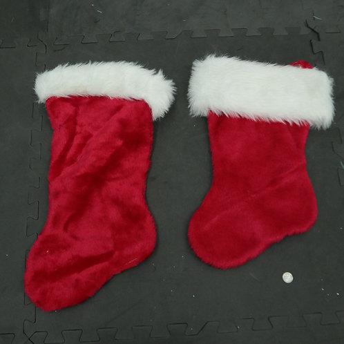 2 Bas de Noël