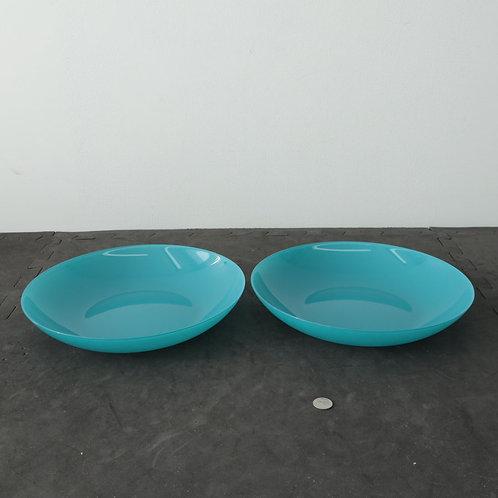 2 Assiettes- bols