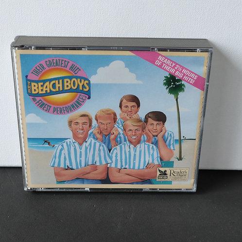 Beach Boys - Greatest Hits (cd's double)