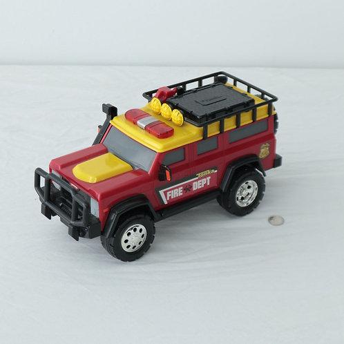 Camion jeep à batteries