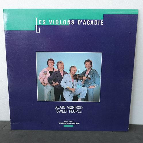 Alain Morisod Sweet People - Les Violons d'Acadie