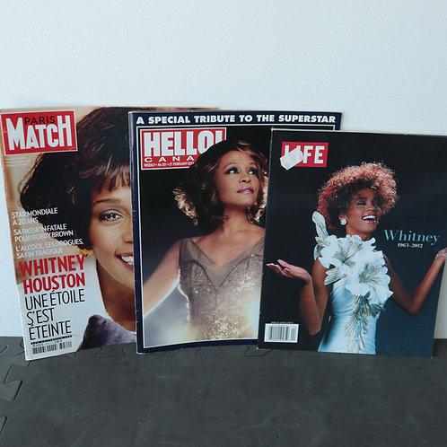 3 Revues Whitney Houston