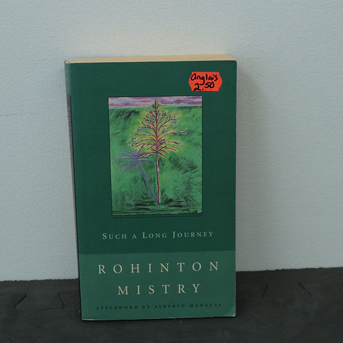 Such a long journey -  Rohinton Mistry