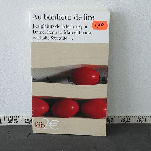 Au Bonheur de Lire - Daniel Pennac Marcel Proust