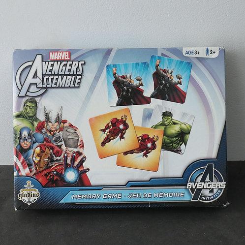 Mémoire Avengers