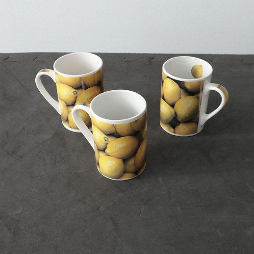 3 Tasses citron