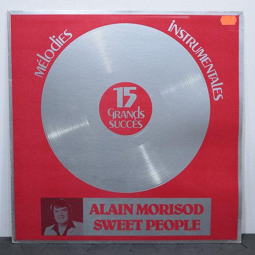 Alain Morisod Sweel People - Mélodies Instrumentales (15 grands succès)