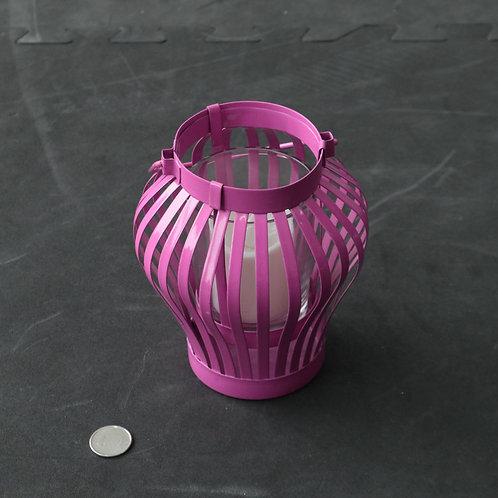 Chandelier- lanterne (fausse flamme à batterie)