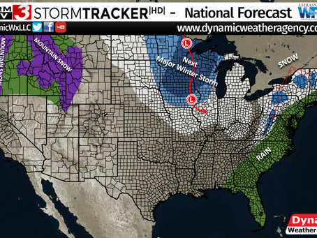 Upcoming Major Winter Storm/Snowstorm - Upper Midwest