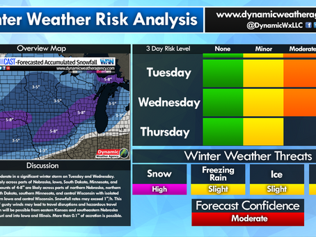 Major Winter Storm and Severe Weather