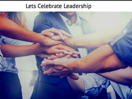 Lets Celebrate Leadership