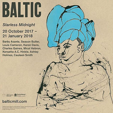 Starless Midnight @ BALTIC Centre for Contemporary Art