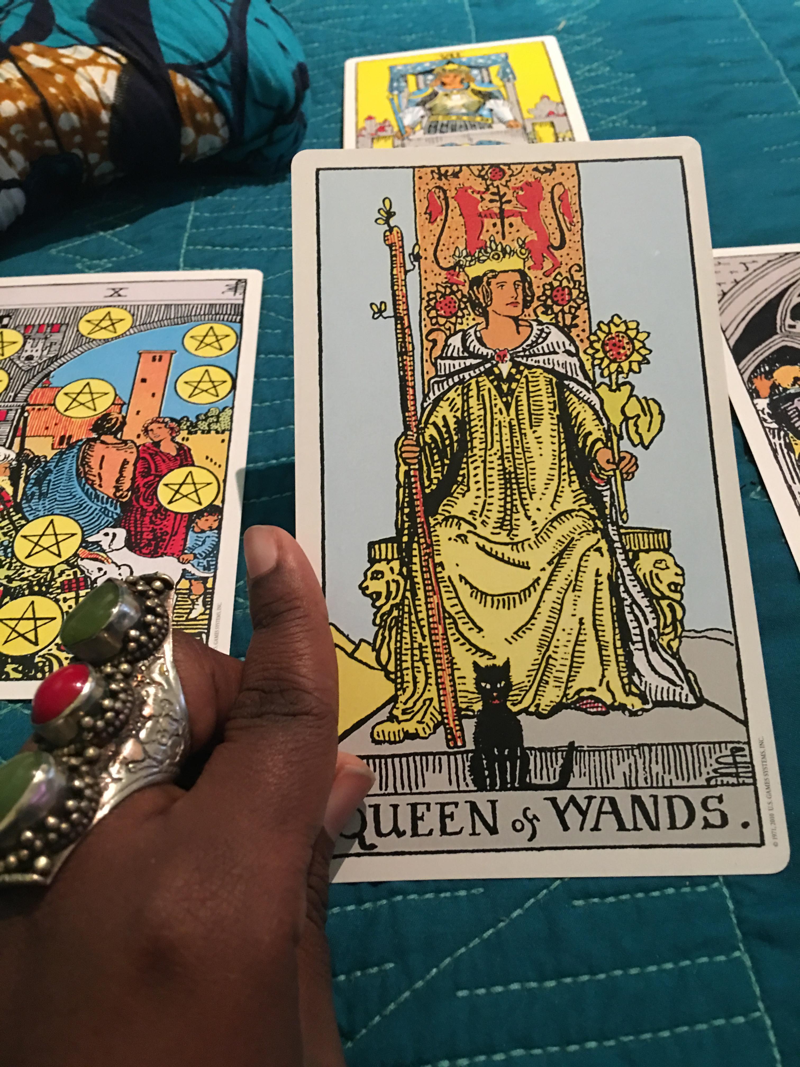Creative Path: Tarot Readings