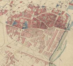 FONTENAY_cadastre_napoléonien_1812