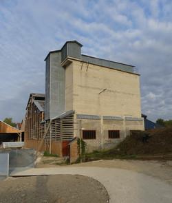 Fours à Chaux Lormandières_silo