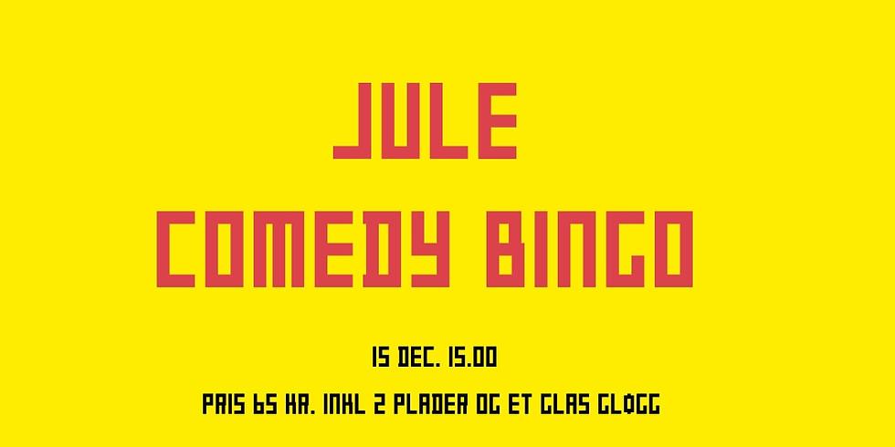 Jule Comedy Bingo
