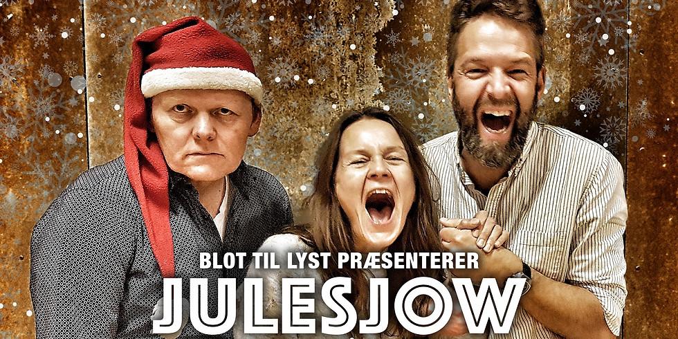 Impro Comedy julesjow- Blot til lyst