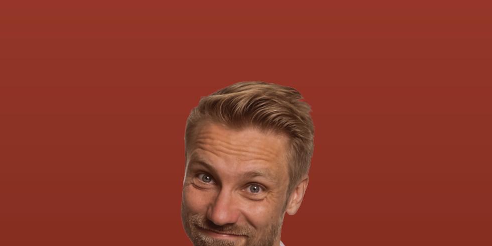 Jakob Svendsen - Giver publikum magten