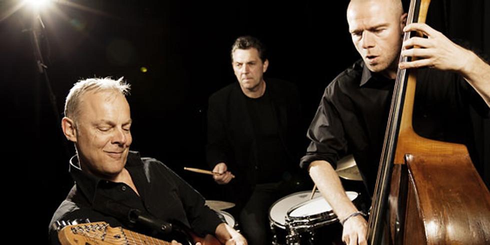 Uffe Steen Trio på Magistraten