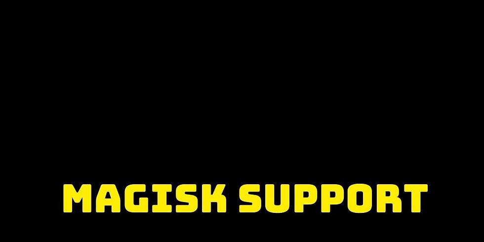 Gavekort MAGISK SUPPORT