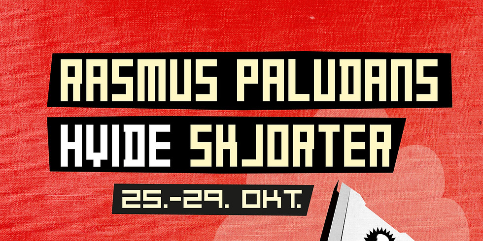RASMUS PALUDANS HVIDE SKJORTER