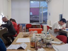 Το τμήμα Συντηρητών Έργων Τέχνης ξανά στα εργαστήρια!
