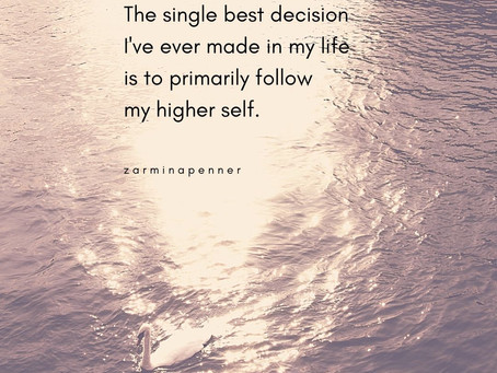 Choose carefully who you follow