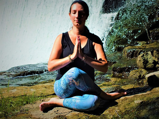 Christine Martin is a registered Yoga instructor, reiki master and licensed esthetician. She is also a spiritual medium.