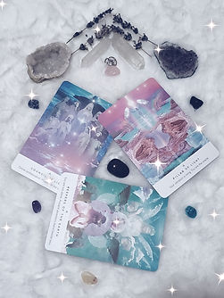 Christine Martin is a psychic medium and offer card readings. She can assist you with a spiritual guidance reading where you can receive messages from your deceased loved ones or you spiritual guides.
