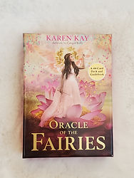 Oracle of the Fairies cards offers fairy widsome and will inspire/encourage you to forge your own path and personal connection with faires for the purpose of healing and manifestation.