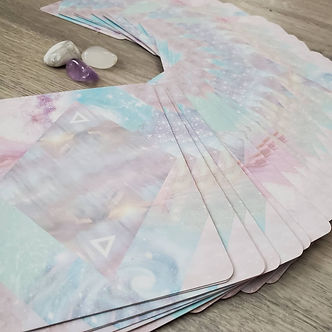 Have an oracle card reading to bring you guidance and answers to your questions. Christine Martin is a clairvoyant who offers oracle angel card readings.