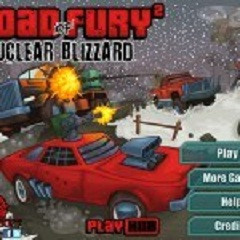 Games Road Of Fury 2 Nuclear Blizzard