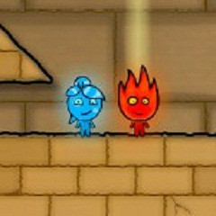 Games Fireboy And Watergirl The Light Temple