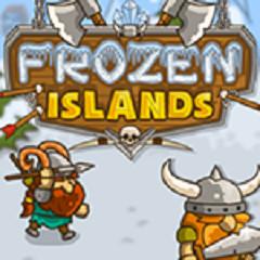 Games Frozen Islands