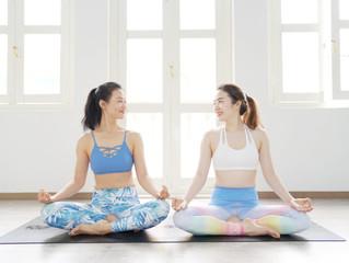 新加坡中文瑜伽教练证书课程,2020遇见更好的自己