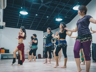9 Reasons Every Woman Should Take Up Belly Dancing (Originally from Huffpost)