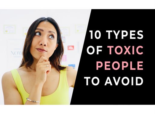 10 Types Of Toxic People You Need To Avoid