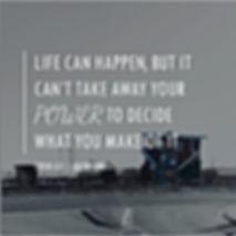 #003 Trish-Lee-life can happen-but it ca