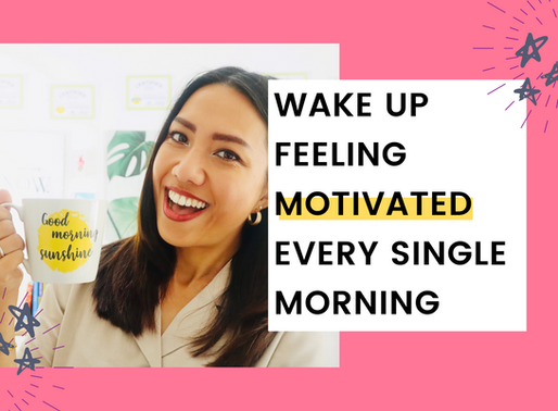 How To Wake Up Feeling Motivated Every Single Morning