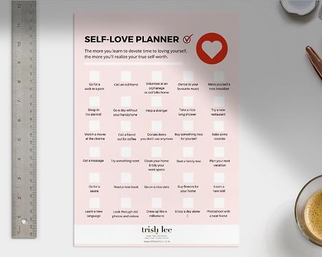 Self-Love Planner