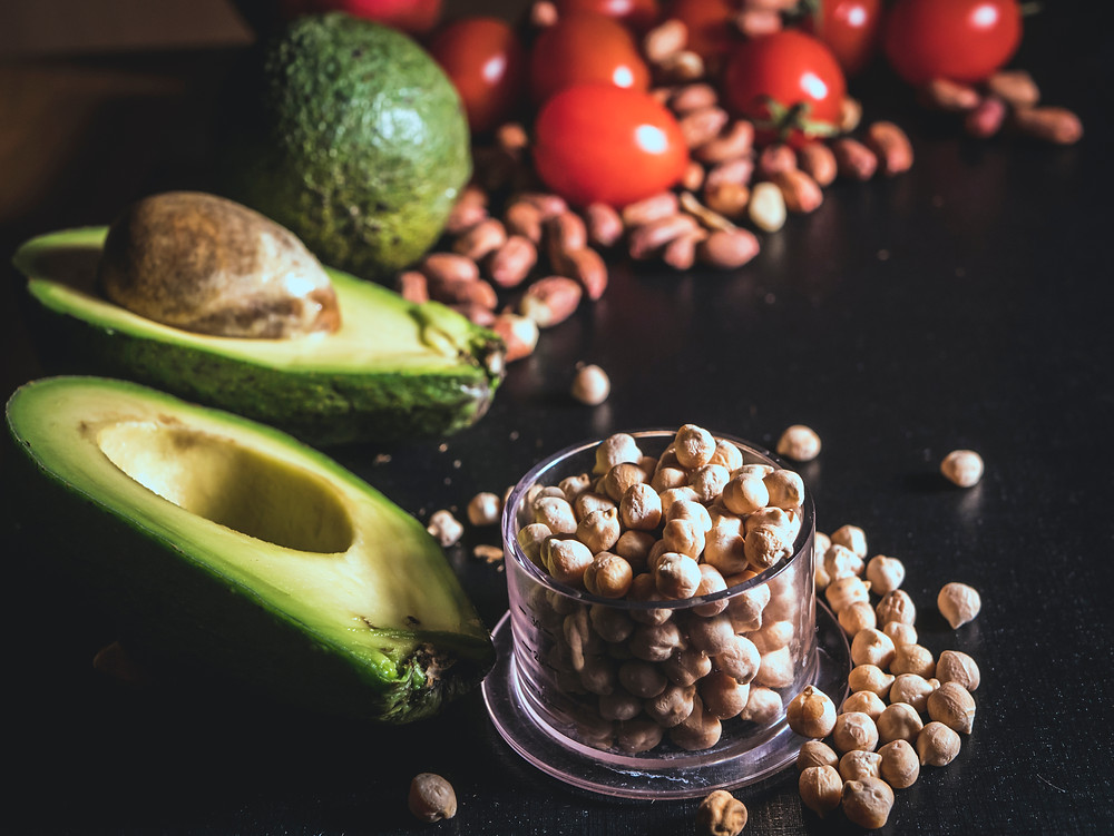 Nuts, Seeds & Vegetables photo