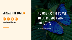 "LEARN HOW TO LOVE YOURSELF AND BUILD SELF-ACCEPTANCE BY TACKLING 4 TOXIC ""VOICES"""