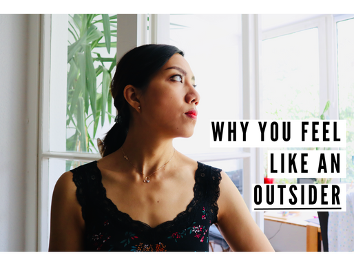 """Why you feel like an outsider and how to cope with being """"different"""""""