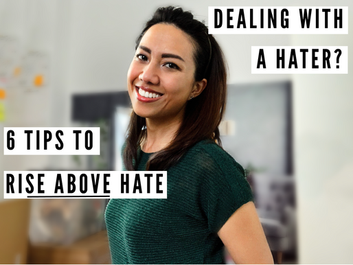 6 tips to deal with negative people who try to put you down