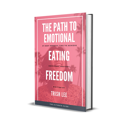 The Path To Emotional Eating Freedom