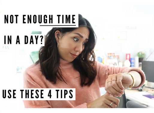 The 4 Best Time Management Tips For Success