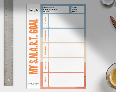 My S.M.A.R.T. Goal Planner