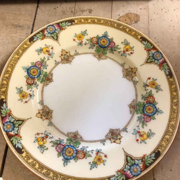 Minton Luncheon China