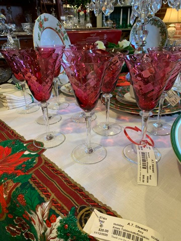 11 Cranberry Wineglasses.jpg